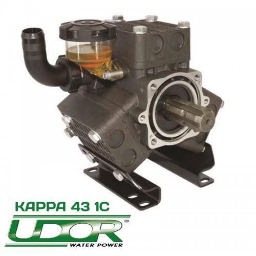 Αντλία Ψεκαστικού UDOR KAPPA 43 1C Υψηλής Πίεσης