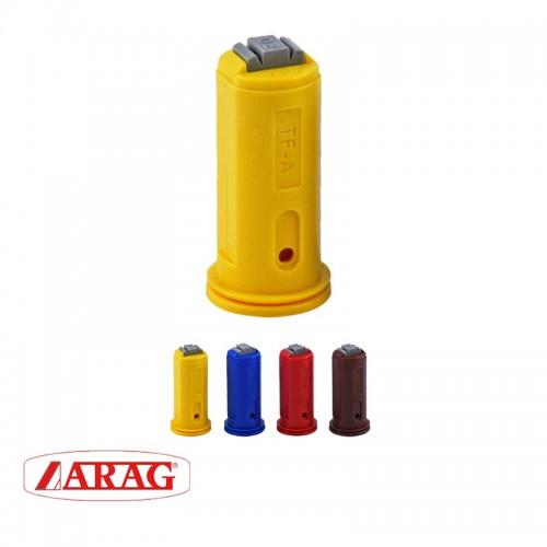 Ακροφύσιο Σκούπας Διπλό Αέρος 110° TFA 02 Κίτρινο