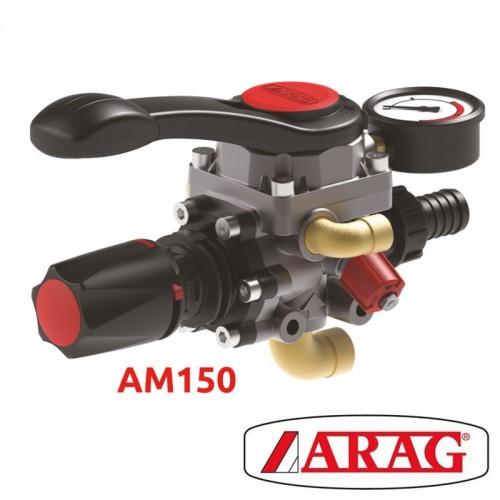 Χειριστήριο Τουρμπίνας Συρόμενου Ψεκαστικού ARAG AM150 με ρυθμιστή ροής