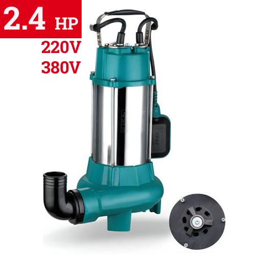 Υποβρύχια Αντλία Λυμάτων με κοπτήρες LEPONO XSP 26-10 - 2.4 HP